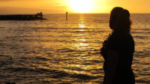 Lahaina Luau Sunset